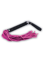 Whip Pink Leahter 45 cm