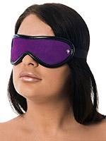 Suede Blindfold