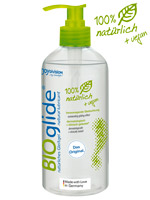 BIOglide 100% natural and vegan Lubricant 500 ml