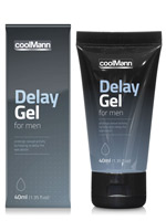 CoolMann Delay Gel - 40 ml