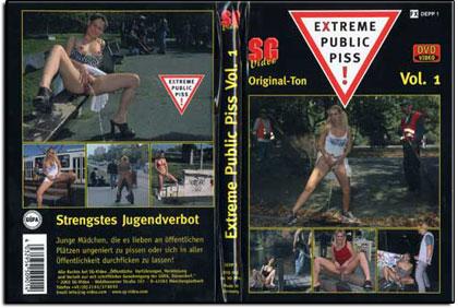 SG - Extreme Public Piss Nr. 01