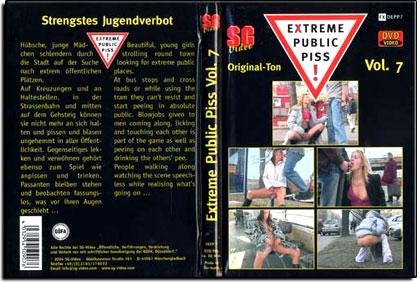 SG - Extreme Public Piss Nr. 07