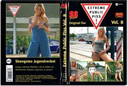 SG - Extreme Public Piss Nr. 08