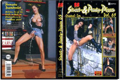 SG - Street- & Panty-Pisser Nr. 065