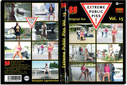 SG - Extreme Public Piss Nr. 15