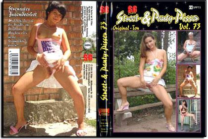 SG - Street- & Panty-Pisser Nr. 073