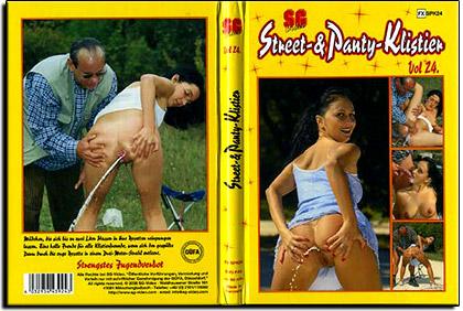 SG - Street- & Panty-Klistier Nr. 24