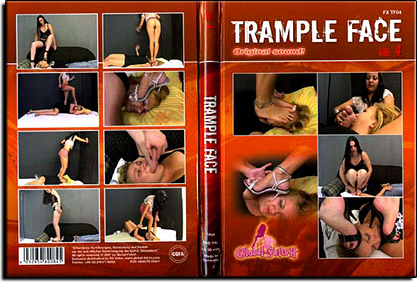 Global Fetish - Trample Face Nr. 04