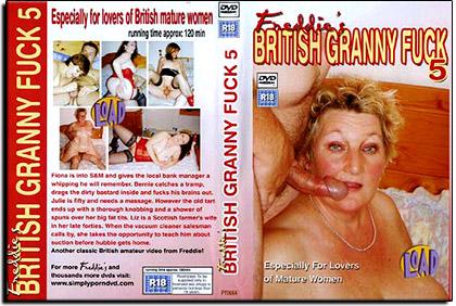 Freddie's British Granny Fuck Nr. 05
