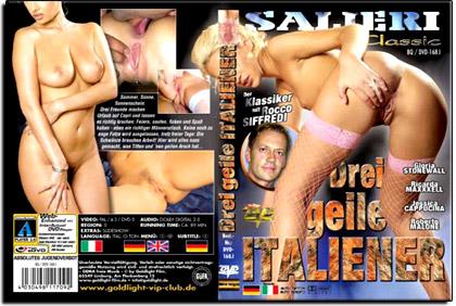 Goldlight Film - Drei geile Italiener