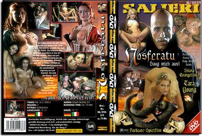 Goldlight Film - Nosferatu - Saug mich aus!