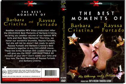 MFX - The Best Moments of Barbara Cr. & Rayssa F.