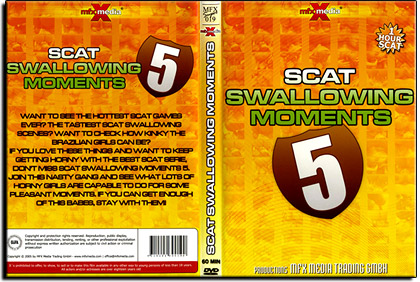 MFX - Scat Swallowing Moments Nr. 05