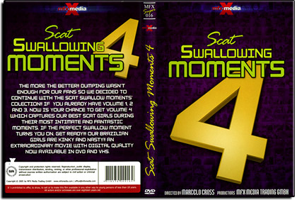 MFX - Scat Swallowing Moments Nr. 04