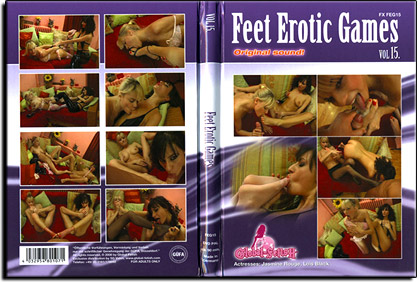 Global Fetish - Feet Erotic Games Nr. 15