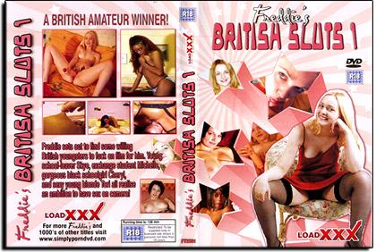 Freddie's British Sluts Nr. 1