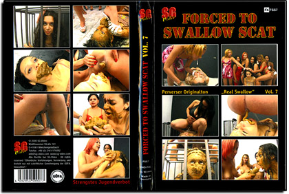 SG - Forced to Swallow Scat Nr. 07