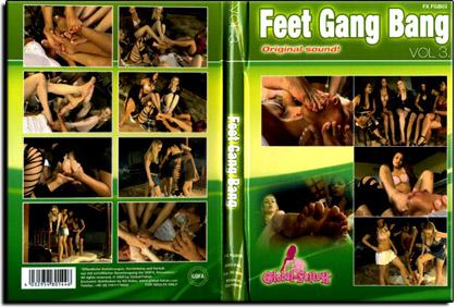 Global Fetish - Feet Gang Bang Nr. 03
