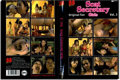 SG - Scat Secretary Girls Nr. 03