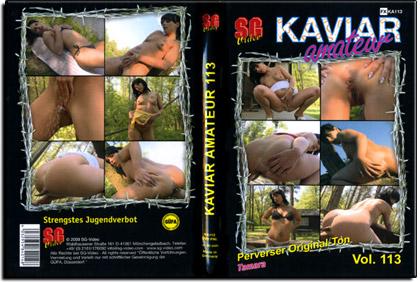 SG - Kaviar Amateur Nr. 113