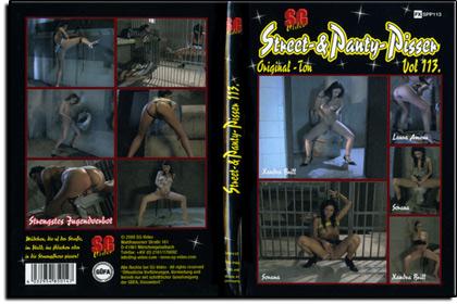 SG - Street- & Panty-Pisser Nr. 113