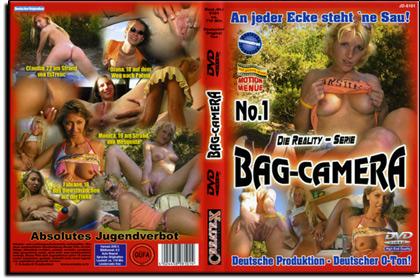 Create-X - Bag-Camera
