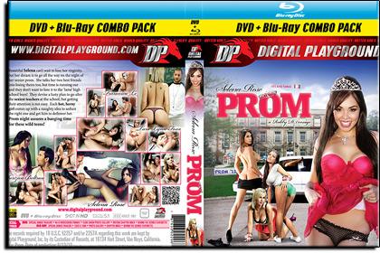 Blu-Ray+DVD - Selena Rose Prom