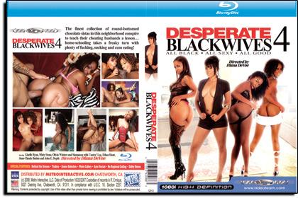 Blu-Ray - Desperate Blackwives Nr. 04