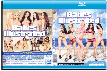Blu-Ray - Babes Illustrated Nr. 18