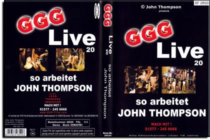 GGG - Live Nr. 20 - So arbeitet John Thompson