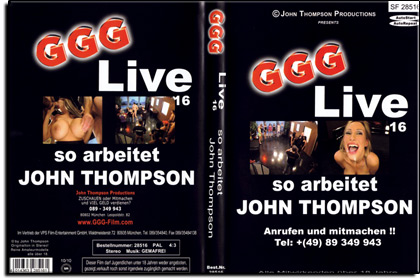GGG - Live Nr. 16 - So arbeitet John Thompson
