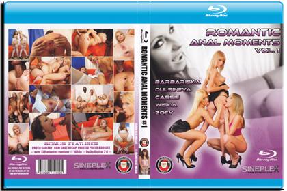 Blu-Ray - Romantic Anal Moments Nr. 01