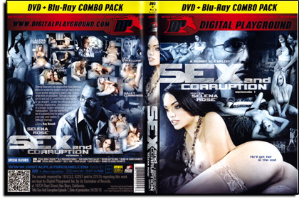 Blu-Ray+DVD - Sex and Corruption