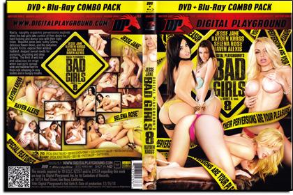 Blu-Ray+DVD - Bad Girls 8
