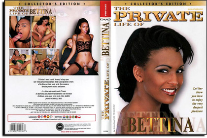 The Private life of Bettina