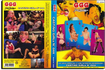 GGG - John Thompsons Casting Girls Nr. 44