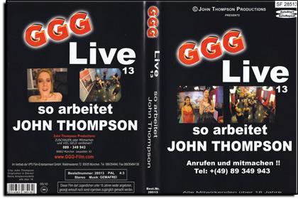 GGG - Live Nr. 13 - So arbeitet John Thompson
