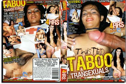 Barracuda - Taboo Transexuals