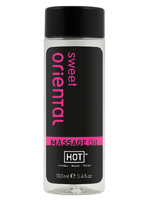 HOT Massage oil - Sweet Oriental