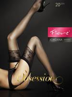 Fiore - Sheer Stockings Jordana Tan