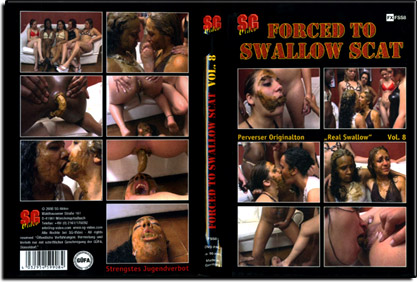 SG - Forced to Swallow Scat Nr. 08