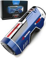 Leten - Future Pro Heating Masturbator - Blue