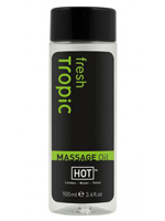 HOT Massage oil - Tropic