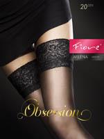 Fiore - Sheer Hold-Ups Milena Tan