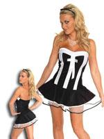 Rimba - Waitress Outfit